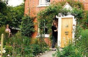 edward bach cottage