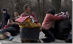 TibetanEarthquakesurvivors
