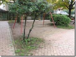clean schoolyard