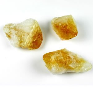 Crystals for menopause - citrine