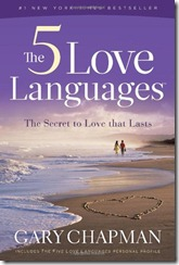 books on love, 5 love languages