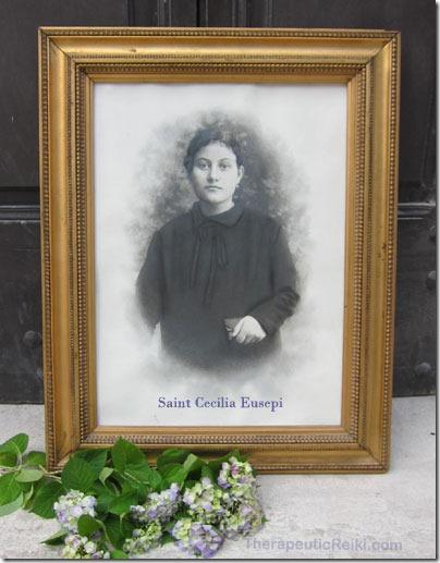 beatification cecilia eusepi